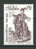 POLAND MNH ** 3510 Sigismond III Vasa Roi De Pologne Cheval - 1944-.... Republik