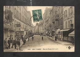 75 - PARIS - 16è - TOUT PARIS - Rue De Passy - 1910 - Distretto: 16