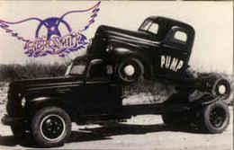 Aerosmith- Pump - Audiokassetten