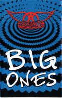 Aerosmith- Big Ones - Audiokassetten
