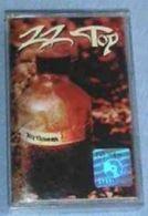 ZZ Top- Rhythmeen - Cassettes Audio