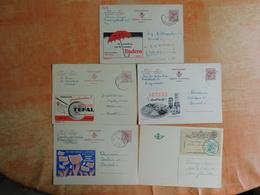 Lot De 5 Entiers Postaux Publibel (G8) - Stamped Stationery