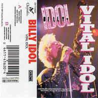 Billy Idol- Vital Idol - Cassettes Audio