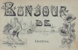 Bonjour De IXELLES , Belgium , 1910 - Belgium