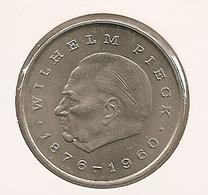 GERMANY ALLEMAGNE ALEMANHA 20 MARK 1976 Wilhelm Pieck 238 - [ 6] 1949-1990 : GDR - German Dem. Rep.