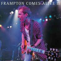 Peter Frampton- Comes Alive II - Cassettes Audio