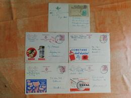 Lot De 5 Entiers Postaux Publibel (G8) - Entiers Postaux
