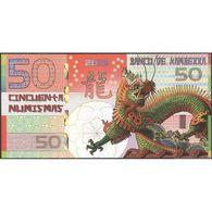 TWN - KAMBERRA (private Issue) - 50 Numismas 2012 00000XXXX Year Of The Dragon UNC - Non Classificati