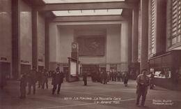 Le Havre : La Nouvelle Gare - La Grand Hall - Station
