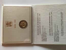 Vatican 2009 - Pièce Commémorative De 2 EUR - Année Internationale De L'Astronomie - Vatican