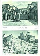 Italie - Montecassino - Serie Di 10 Cartoline - Altre Città