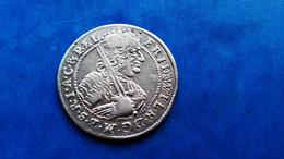 BRANDENBURG Preussen 18 Gröscher 1684 Königsberg Friedrich Wilhelm (1640-1688) - Small Coins & Other Subdivisions