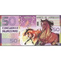 TWN - KAMBERRA (private Issue) - 50 Numismas 2014 00000XXXX Year Of The Horse UNC - Non Classificati