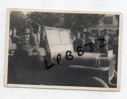 PHOTO ANCIENNE - MILITARIA - Le Général LECLERC Dans Une Jeep Américaine - 2eme D.B. - LIBERATION - Guerre, Militaire
