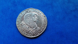 SACHSEN 1/3 Taler 1673 Sehr Selten ! Johann Georg II (1656-1680) - Small Coins & Other Subdivisions