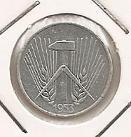 GERMANY ALLEMAGNE ALEMANHA 1PFENNIG 1953 E 240 - 1 Pfennig