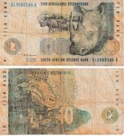 Afrique Du Sud 10 Randsx - South Africa