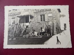 38  CHAMROUSSE  CARTE - PHOTO  Chalet  Du  Recoin - Chamrousse