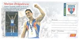 Romania / Marian Dragulescu / Postal Stationery - Gymnastik