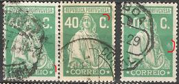 PORTUGAL Ceres Cliches Lot 12- Several Cliches - Good Condition- - Marcofilia