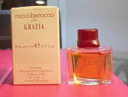 JOINT - PER GRAZIA - EDP 5 ML De ROCCOBAROCCO - Modern Miniatures (from 1961)