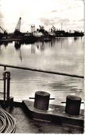 14 Caen N°9935 Le Canal En 1960 Bateaux Cargo Grues Port éditions ENNEGE - Caen