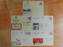 Lot De 5 Entiers Postaux Publibel (J8) - Entiers Postaux