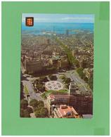 1979 ESPANA AIR MAIL POSTCARD WITH 2 STAMPS TO SWISS - 1931-Hoy: 2ª República - ... Juan Carlos I