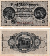 Allemagne 5 Mark - Germany