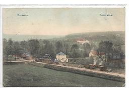 Montignies Le Tilleul-montigny Le Tilleul- Bomerée -rare- Top Carte-gare  Train - Montigny-le-Tilleul