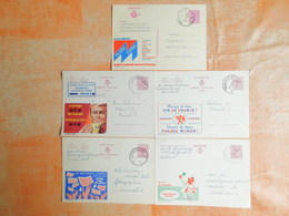 Lot De 5 Entiers Postaux Publibel (L8) - Entiers Postaux
