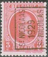 OCB 192/ OCVB  4634    ST. NICOLAAS 1929 ST. NICOLAS  A - Roulettes 1920-29