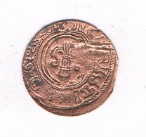 SCHILLING  1650  LIVONIA LETLAND /5328/ - Latvia