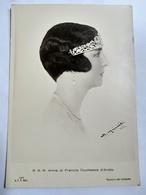 ITALIE - Anna Di Francia ( Anne D'Orléans) - Duchessa D Aoste - Vice Reine D Ethiopie - TBE - Königshäuser