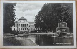 Wiesbaden Kurhaus - Wiesbaden