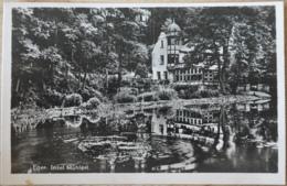 Eger Insel Mühlerl Restaurant Karlsbad Cheb Tschechien - Böhmen Und Mähren
