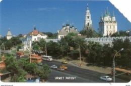 USATA-RUSSIA-SCHEDA URMET - Russia