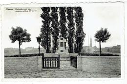 KUURNE - Gedenksteen Der Gesneuvelden 1940-45 - Uitg. St. Michielsdrukkerij - Kuurne