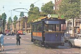AMSTERDAM  Beursplein Mit Tram - Strassenbahnen