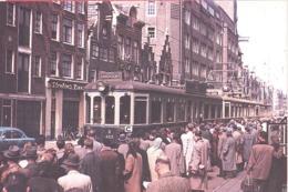 Amsterdam  Boedapest 1923  B 453 - Strassenbahnen