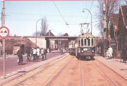 Den Haag Malieveld Leiden  Boedapest 1923  B 520 - Strassenbahnen
