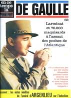 DE GAULLE N° 62 Larminat Et Maquisards Poches Atlantique  ,  Revue En Ce Temps Là Militaria Guerre - Histoire