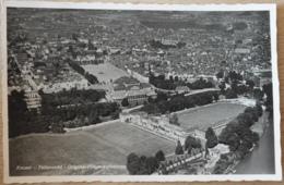 Kassel Teilansicht Original Fliegeraufnahme Feldpost 1940 - Kassel