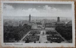 Karlsruhe Totalansicht - Karlsruhe