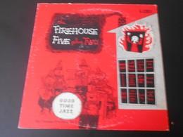 Disque 33 Tours Jazz Style Dixieland FIREHOUSE FIVE PLUS TWO - 1958 - Jazz