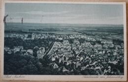 Bad Nauheim Totalansicht Vom Johannisberg Feldpost 25.11.1941 - Bad Nauheim
