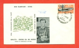 GINNASTICA -OLIMPIADI ROMA 1960 MEDAGLIA ORO  SHAKLIN - Gymnastik