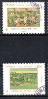 FRANCE  OB CACHET ROND YT N° 5159/60 - Used Stamps