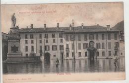 COMO - RICORDO DELL'INONDAZIONE NEL GIUGNO 1901......8T3 - Como