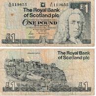 Ecosse 1 Pound - [ 3] Scotland